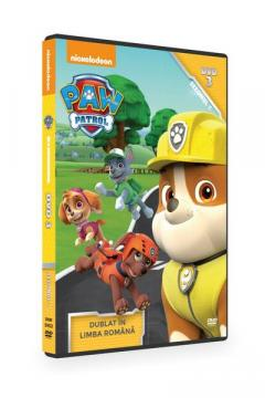 Patrula Catelusilor! Sezonul 1 Vol. 3 / Paw Patrol Season 1 Vol. 3
