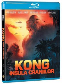 Kong - Insula Craniilor (Blu Ray Disc) / Kong - Skull Island