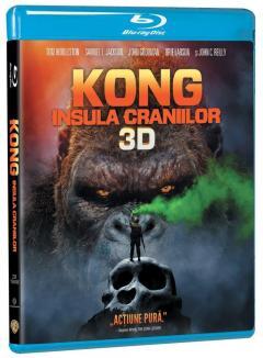 Kong - Insula Craniilor 3D (Blu Ray Disc) / Kong - Skull Island