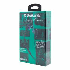 Casti Skullcandy - XTfree Wireless Bluetooth - Black / Grey