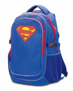Ghiozdan cu poncho - Superman
