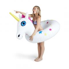 Colac in forma de unicorn