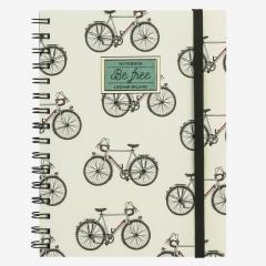 Carnet cu spirala Legami - Bike - A5