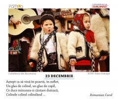 Calendar Romania. Imagini si ganduri
