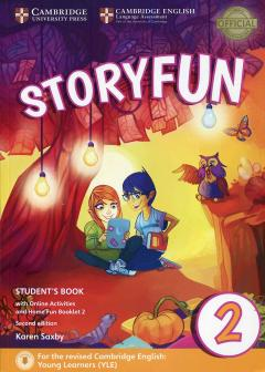 Storyfun for Starters Level 2 Student's Book