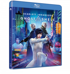 Ghost in the Shell (Blu Ray Disc) / Ghost in the Shell