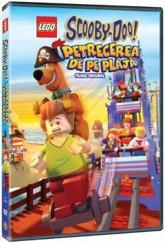Lego Scooby-Doo! Petrecerea de pe Plaja / Blowout Beach Bash