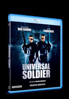 Soldatul Universal / Universal Soldier (Blu-Ray Disc)