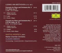 Piano Concertos Nos. 2
