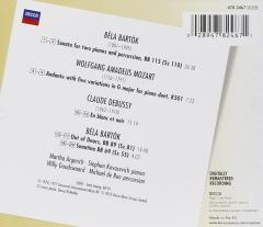 Music For 2 Pianos By Mozart, Debussy, Bartok