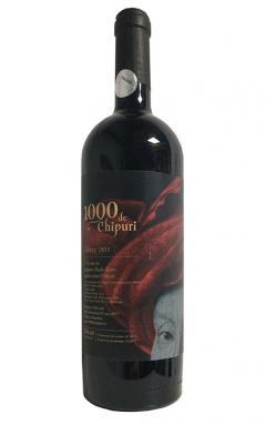 Vin rosu - 1000 de Chipuri, Shiraz, sec