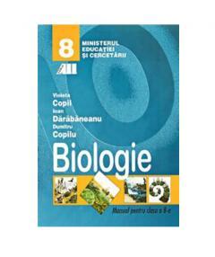 Manual biologie clasa VIII-a