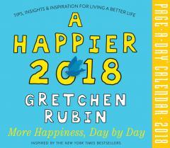Calendar de birou 2018 - A Happier