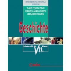 Istorie (lb.germana) - Manual pentru clasa a VII-a