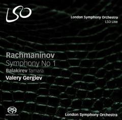 Rachmaninov: Symphony No. 1, Balakirev: Tamara