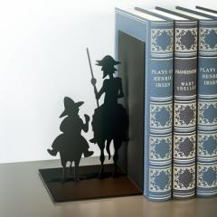 Suport lateral pentru carti - Don Quijote