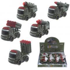 Jucarie - Masina militara - mai multe modele