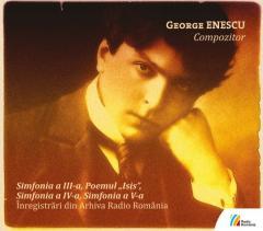 George Enescu, compozitor