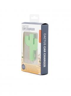 Cactus Car Charger