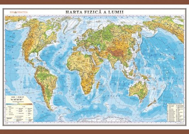 Harta Europei Hd