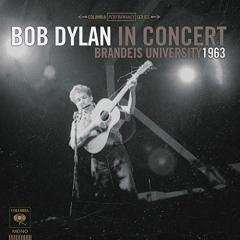 In Concert - Brandeis University 1963