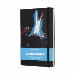 Agenda - Moleskine Star Wars Limited Edition Lightsaber Duel Large Ruled