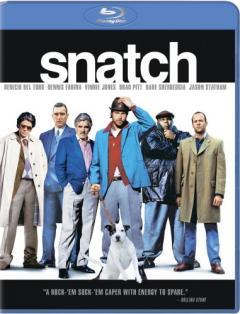 Unde dai si unde crapa (Blu Ray Disc) / Snatch