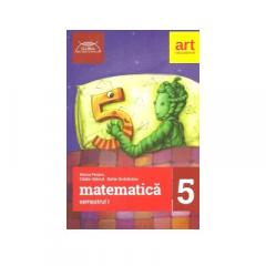 Matematica pentru clasa a V-a, semestrul I