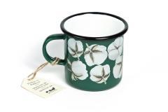 Cana email Loreta Isac - Cotton (Verde)
