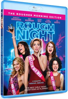O noapte nebuna, nebuna (Blu Ray Disc) / Rough Night