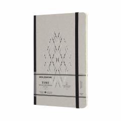 Agenda Moleskine - Time Limited Collection Black Large Ruled