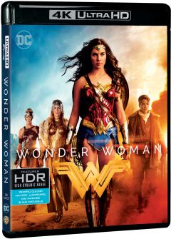 Wonder Woman 4K UHD(Blu Ray Disc) / Wonder Woman