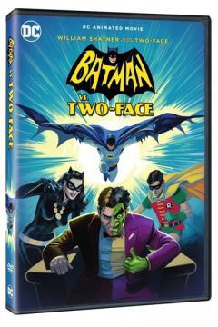 Batman vs Two-Face / Batman vs Two-Face