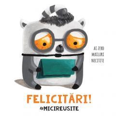 Set mini-felicitari - Mici Reusite la birou, Andra Badea