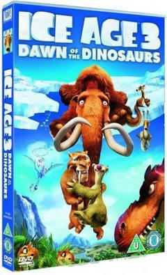 Epoca de gheata 3: Aparitia dinozaurilor (lenticular) / Ice Age 3