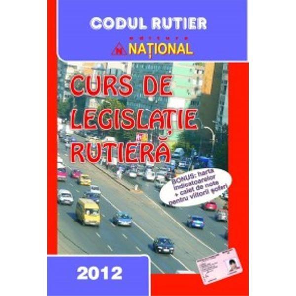 Curs De Legislatie Rutiera 2012