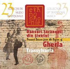 Dansuri taranesti din tinutul Gherla, Transilvania