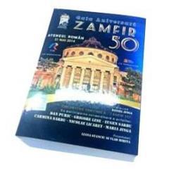 DVD Gala Zamfir 50 - Ateneul Roman