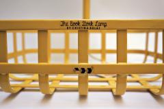Book Stork Lamp de Cristina Bulat - Galben