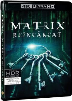 Matrix: Reincarcat 4K UHD / The Matrix Reloaded