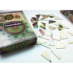 Puzzle Mosaic - Mandala