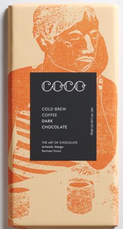 Ciocolata - Cold Brew Coffee, Dark Chocolate