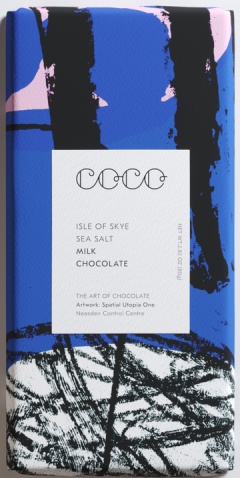 Ciocolata - Isle of Skye Sea, Milk Chocolate