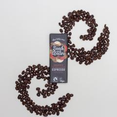 Ciocolata - Coffee Espresso Fairtrade Dark  Bio