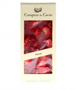 Ciocolata - Gourmet bar ruby strawberry