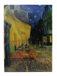 Magnet  - Van Gogh Cafe En Arles