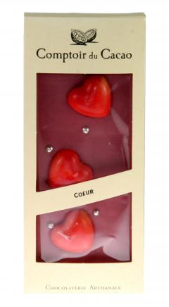 Ciocolata - Gourmet Bar Ruby Hearts