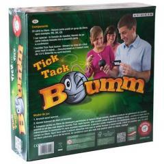 Joc de societate - Tick Tack Bumm