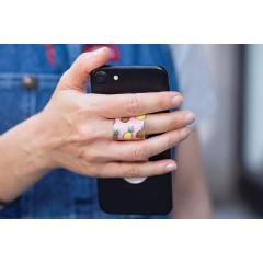 Accesoriu telefon - Tropical Phone Finger Loop - mai multe culori
