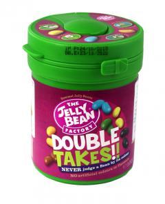Jeleuri - Jelly Bean, Joc Double Take
